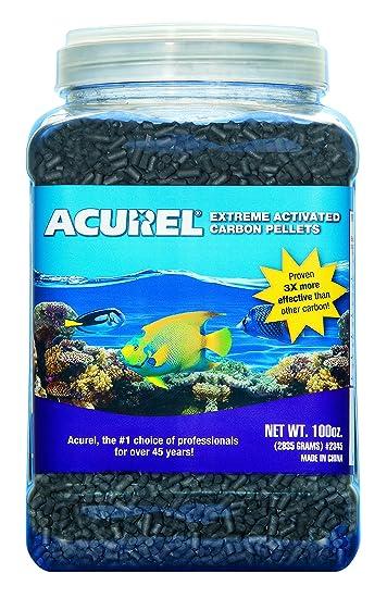amazon com acurel llc extreme activated carbon pellets 100 ounce