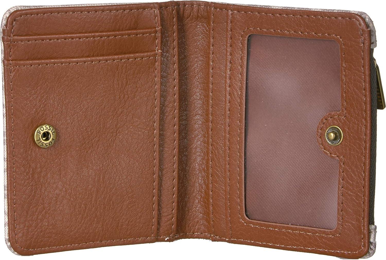 Fossil Womens Logan RFID Bifold Wallet