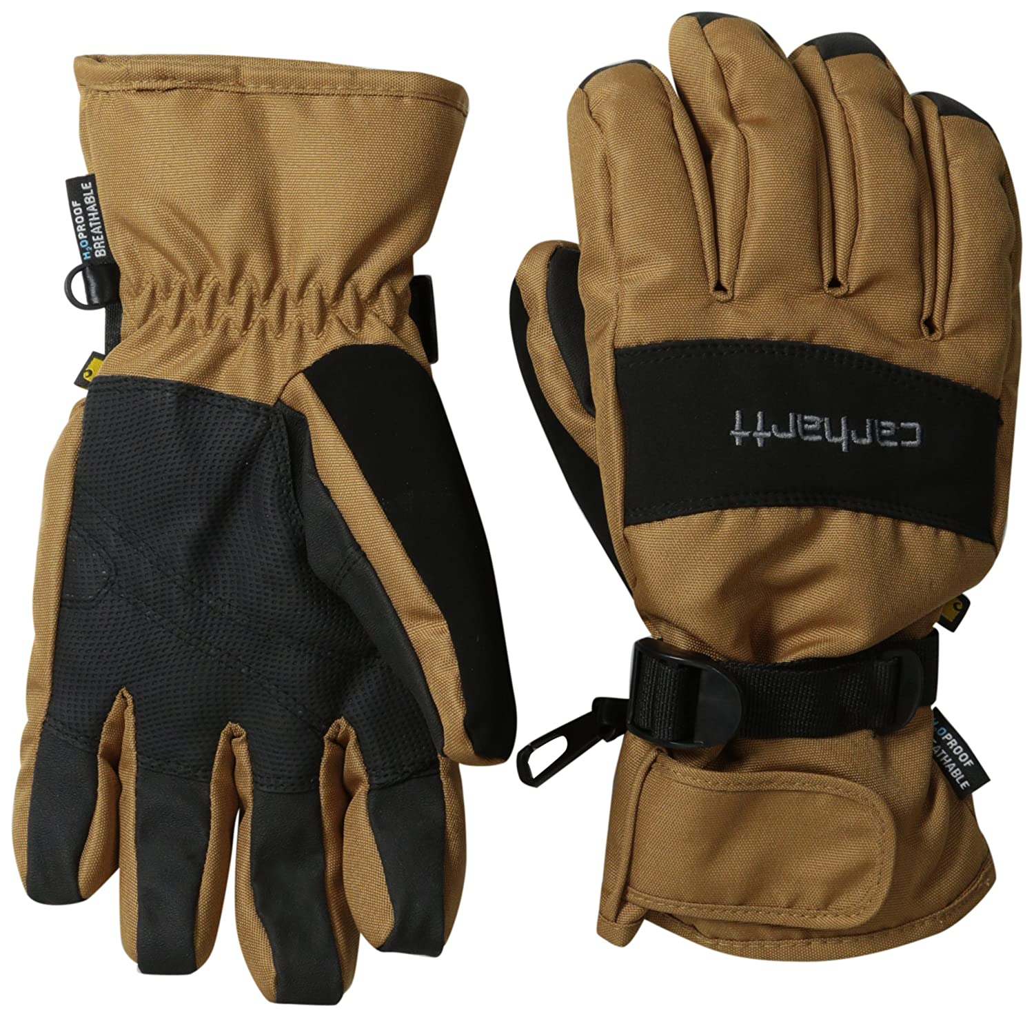 Carhartt Mens W.B. Waterproof Windproof Insulated Work Glove Carhartt Mens Gloves