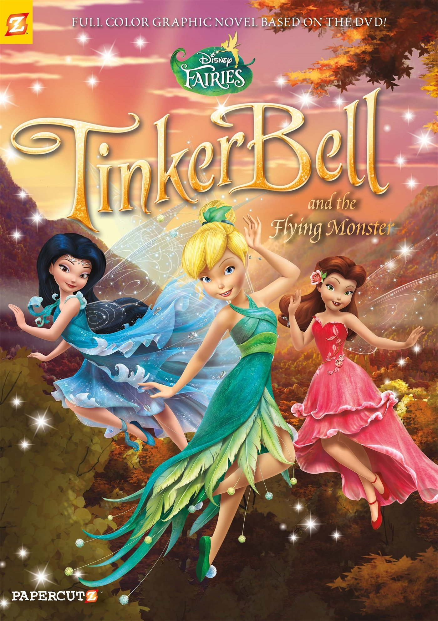 Download Disney Fairies #19: Tinker Bell and the Flying Monster PDF