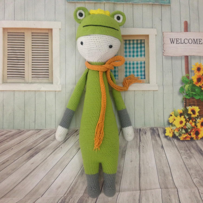 KIRA the kangaroo • lalylala crochet pattern / amigurumi | Crochet ... | 1500x1500