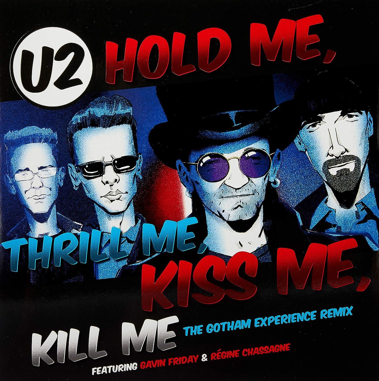 Hold Me, Thrill Me, Kiss Me : U2: Amazon.es: Música