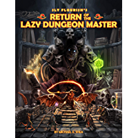 Return of the Lazy Dungeon Master (English Edition)