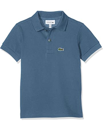 e5be74a49 Lacoste Boy's PJ2909 Short Sleeve Polo T-Shirt