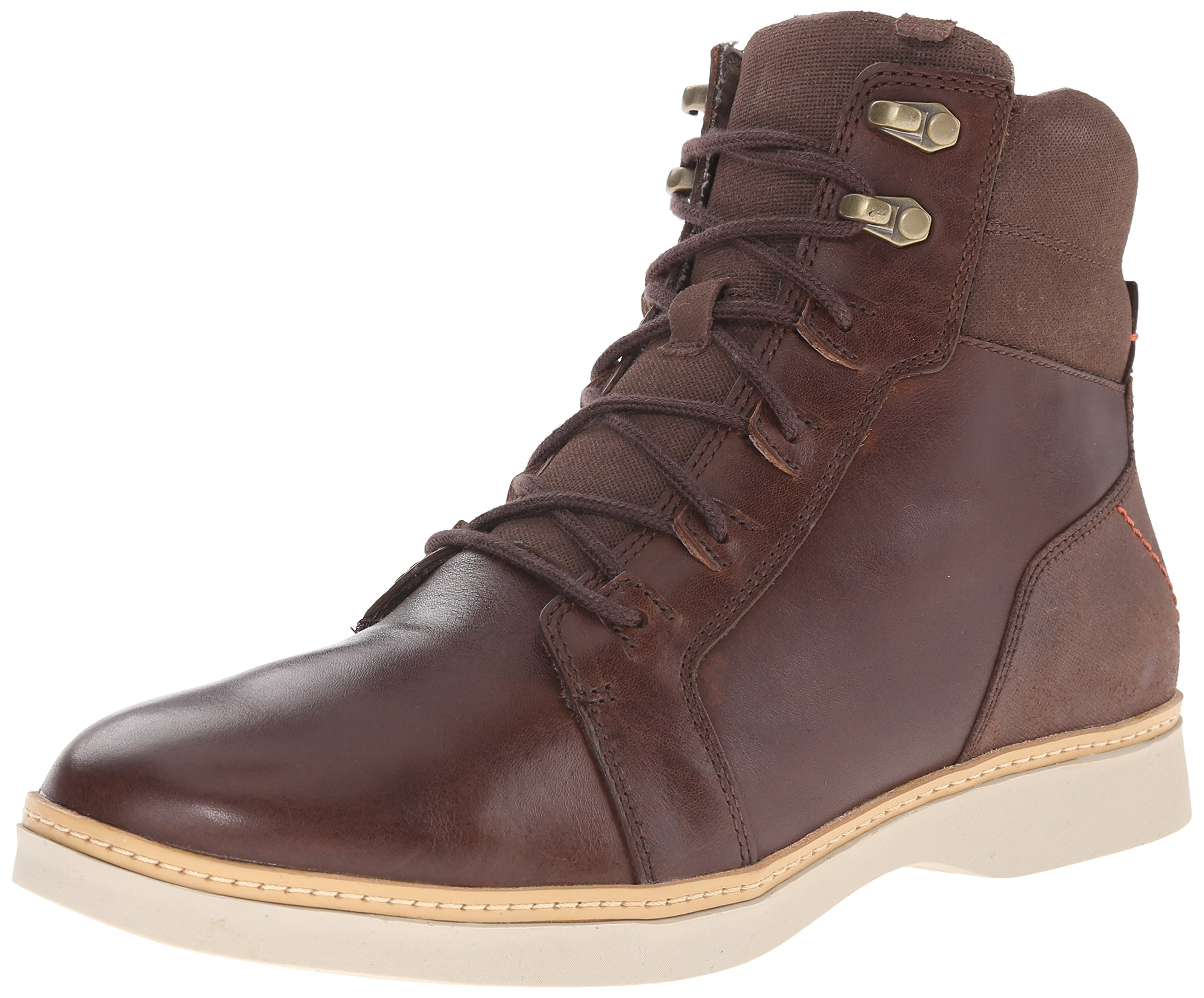 Ahnu Men's Roanoke Dressy 6 Eye Boot, Corduroy, 9.5 M US