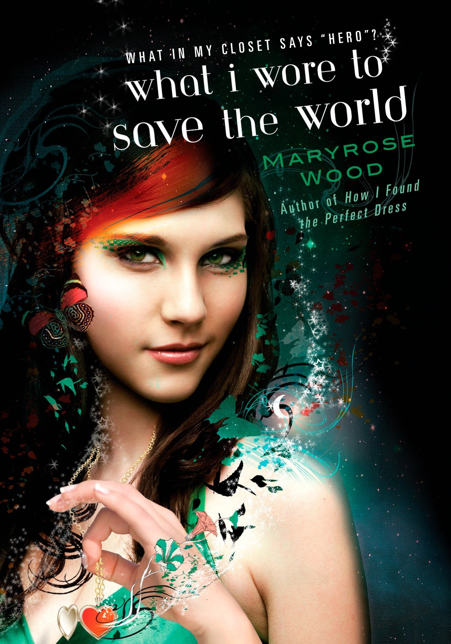 Read Online What I Wore to Save the World (A Morgan Rawlinson Novel) pdf