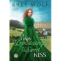 Once Upon a Devastatingly Sweet Kiss (The Whickertons in Love Book 4)