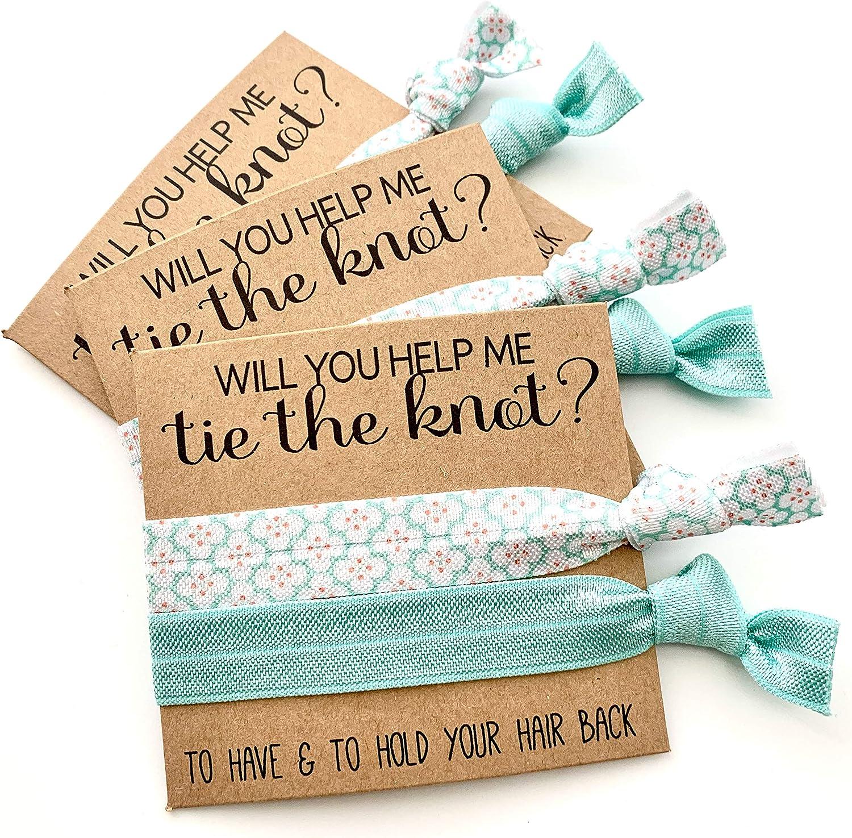 Wedding Favor Idea Wedding Guest Bridesmaid Friend Gift Tea Bag Ties Cable Ties Cord Ties Buy ONE Free ONE