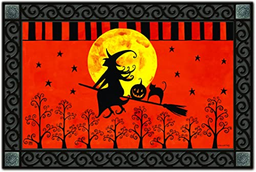 MagnetWorks MAIL16832 Witch s Ride Mat Mate