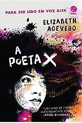 A poeta X (Em Portugues do Brasil) Paperback