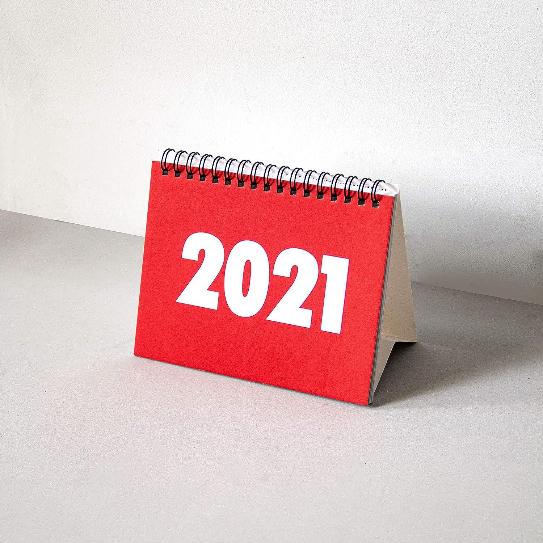 CALENDARIO VINÇON 2021 DE SOBREMESA: Amazon.es: Oficina y papelería