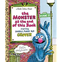The Monster at the End of This Book (Sesame Street) (Little Golden Book)