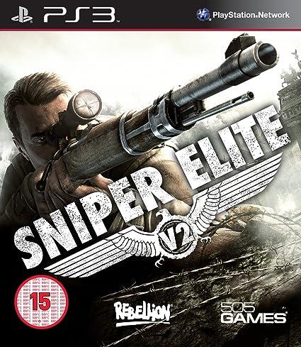 Import Anglais]Sniper Elite V2 Game PS3: Amazon.es: Videojuegos