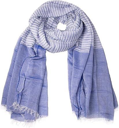 GIULIA BIONDI 100/% Made in Italy Sciarpa Cashmere Stola Scialle Foulard Leggera Grande Morbida Elegante Copri Mascherina Donna Uomo
