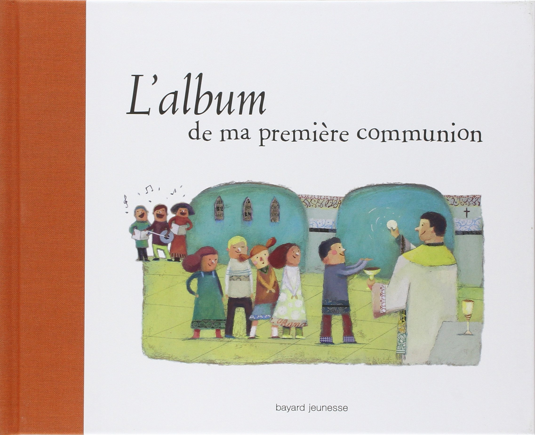 Album de ma communion Album – 15 mars 2004 Caroline Pellissier Virginie Aladjidi Bayard 2747013057