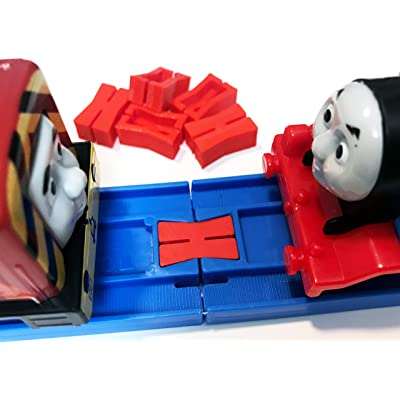 TrainLab Dog Bone Connectors Compatible with Plarail Train Tracks 6pcs: Toys & Games
