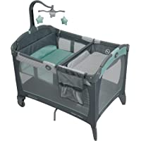 Graco Pack 'n Play Playard with Change 'n Carry Portable Changing Pad, Manor, 23 Pounds