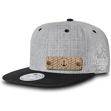 RUBDE CAP2 - Gorra de béisbol con cierre ajustable 125831cd475