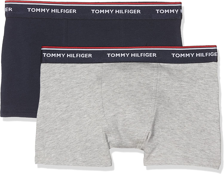 Tommy Hilfiger Bóxer (Pack de 2) para Niños: Amazon.es: Ropa y accesorios