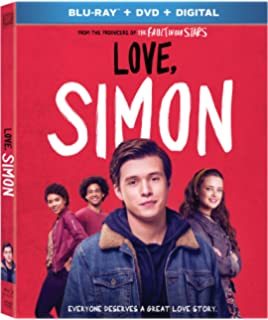 Love Simon Blu Ray