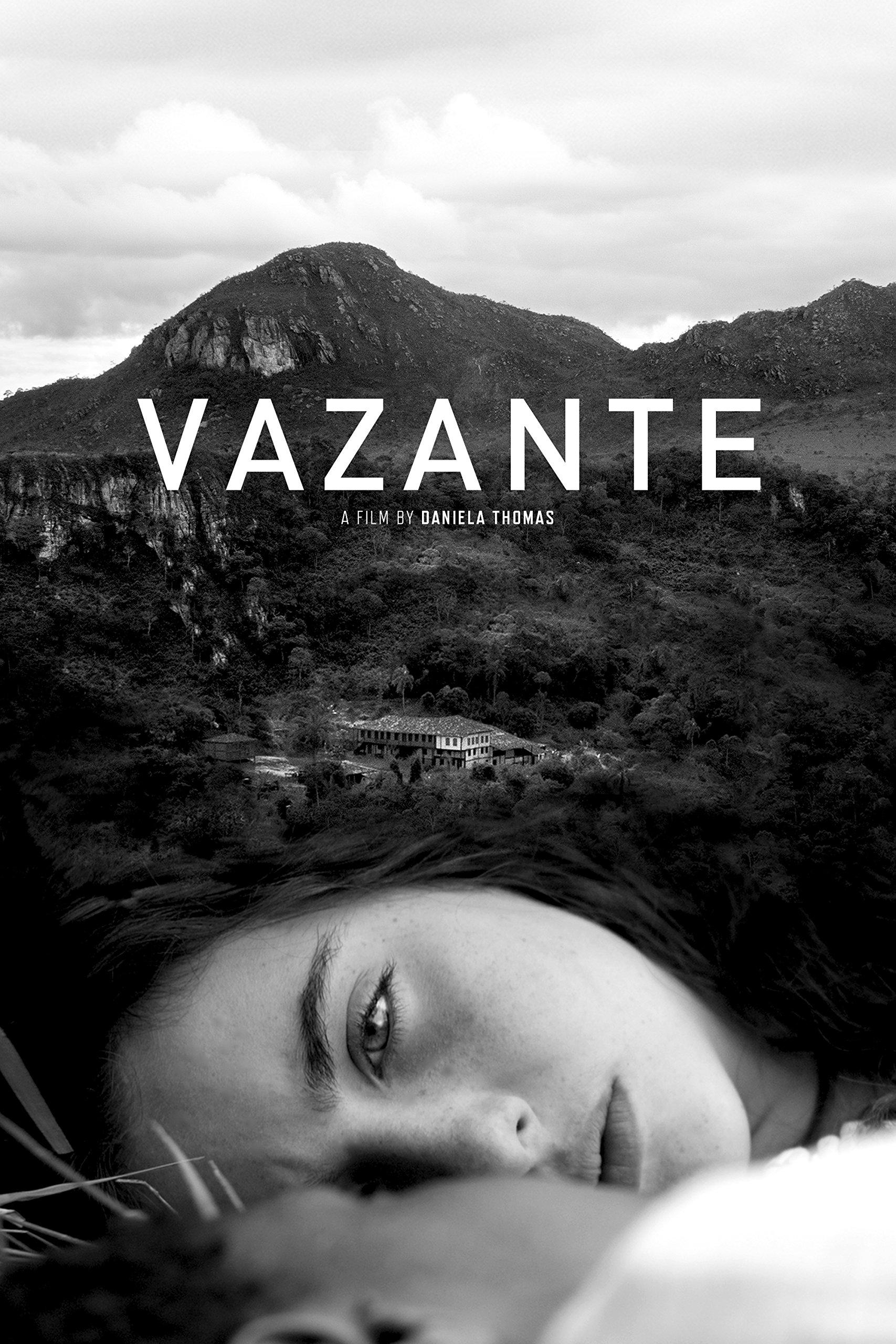 Blu-ray : Vazante (Subtitled)