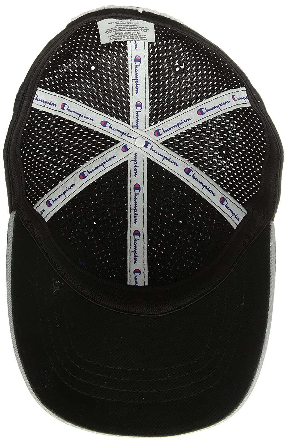 5f84c3f4820b4 ... reduced champion mens pick and roll stretch fit cap at amazon mens  clothing store ac664 cc348