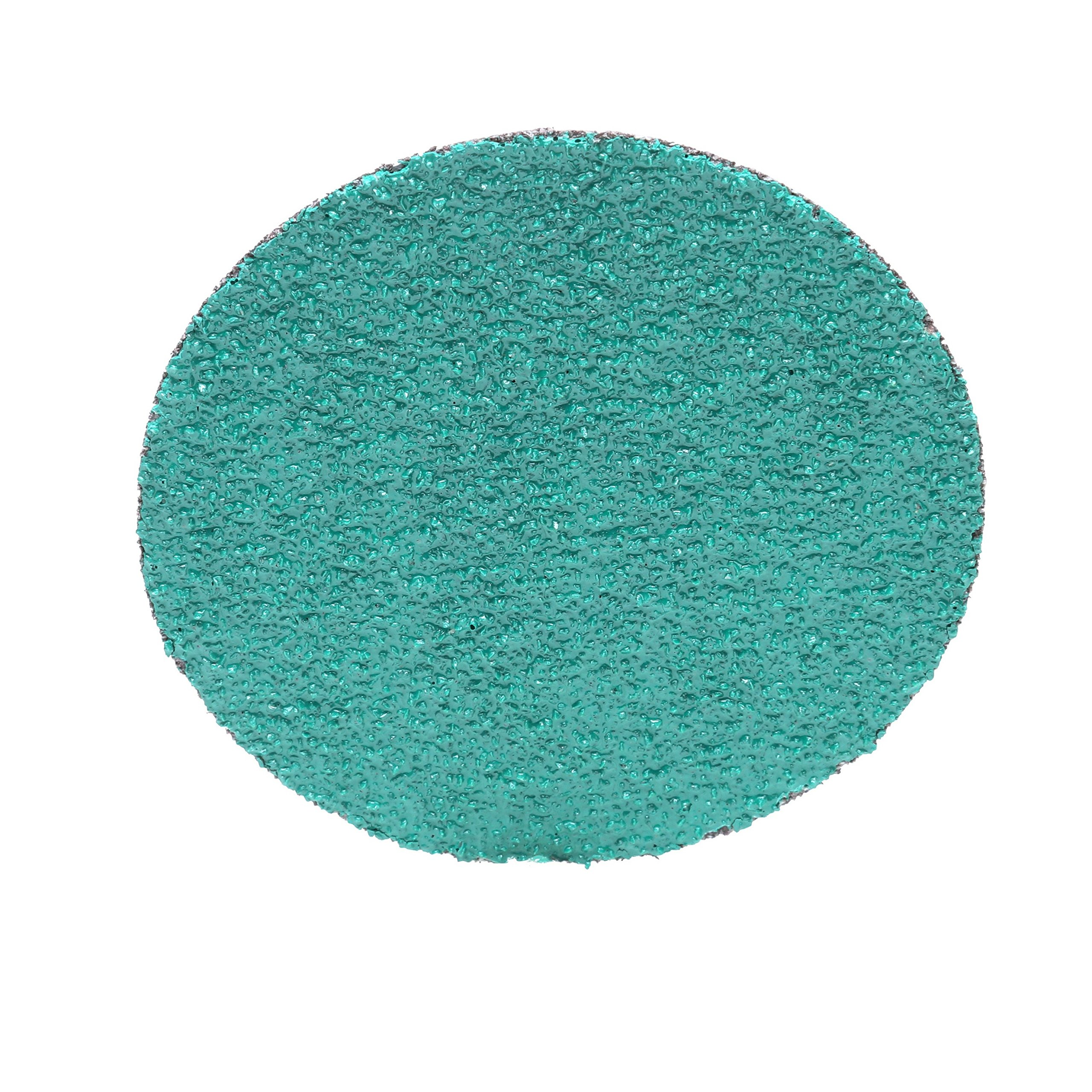 3M 01398 Green Corps Roloc 2'' 24YF Grit Disc (Pack of 10)