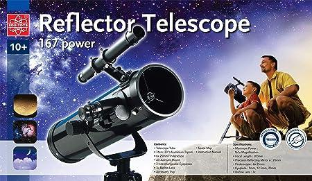 Edu toys spiegelteleskop reflektorteleskop mm teleskop