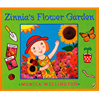 Zinnia's Flower Garden (English Edition)