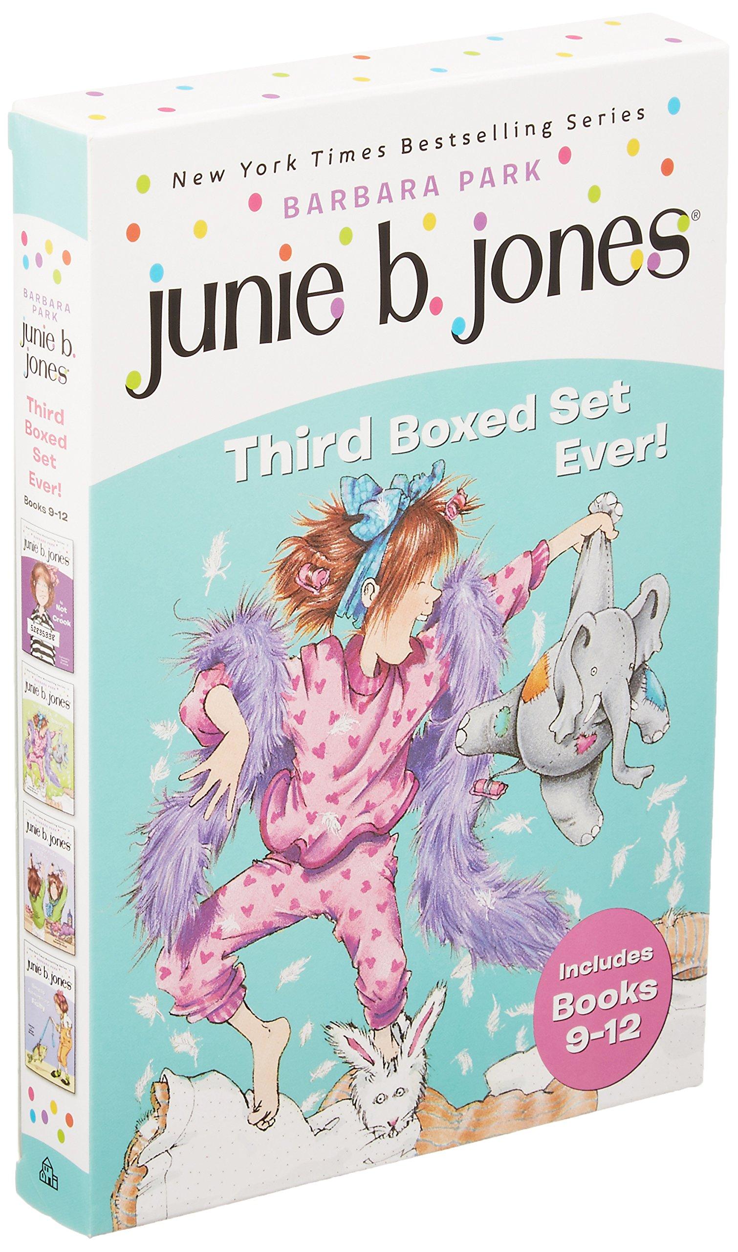 Junie B. Jones Books Box Set O...
