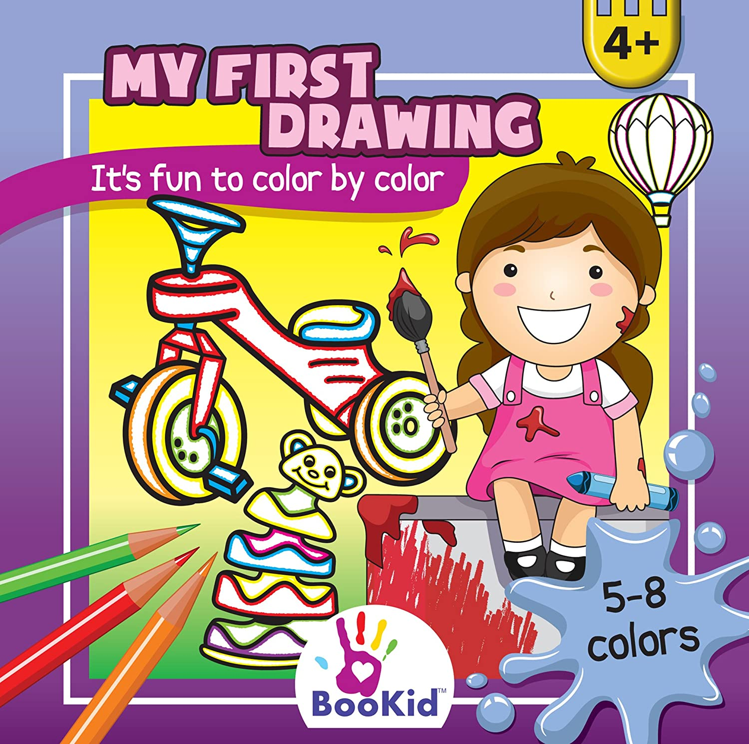 Bundles Bundle No.6 Activity Books for Kids