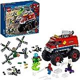 LEGO Marvel Spider-Man 76174 Monster Truck Spider-Mana kontra Mysterio (439 elementów)