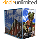 Dragon Mage Academy The Complete Series: Books 1-7 Box Set