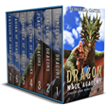 Dragon Mage Academy The Complete Series: Books 1-7 Box Set (English Edition)