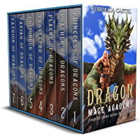 Dragon Mage Academy The Complete Series: Books 1-7 Box Set (English Edition)