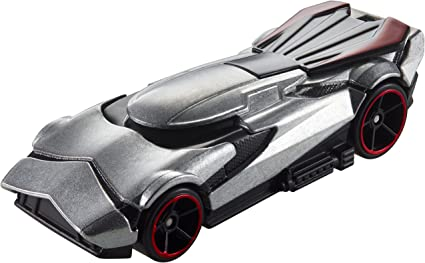 MATTEL HOT WHEELS STAR WARS CHARACTER CARS CAPTAIN PHASMA FROM THE LAST JEDI