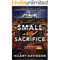 One Small Sacrifice (Shadows of New York Book 1) (English Edition)