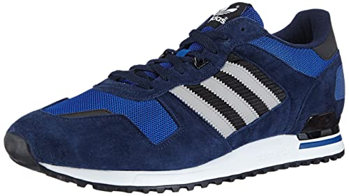 adidas Zx 700, Unisex Adults' Low-Top Sneakers, Blue (Collegiate Navy
