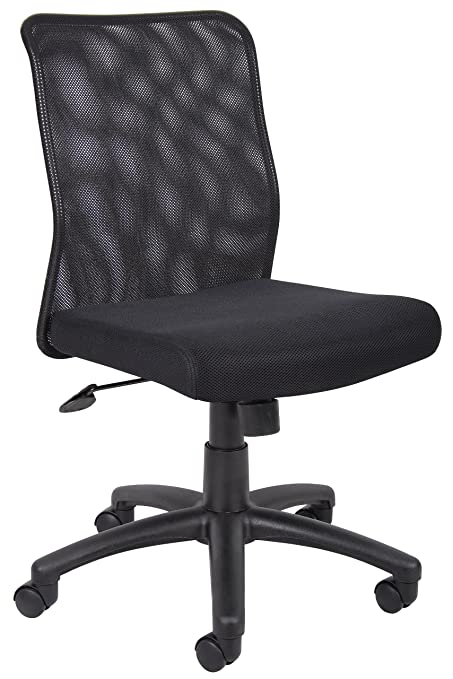 amazon com boss office products b6105 budget mesh task chair