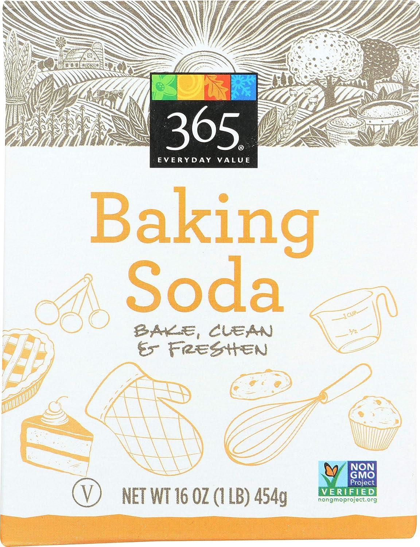 365 Everyday Value, Baking Soda, 16 oz