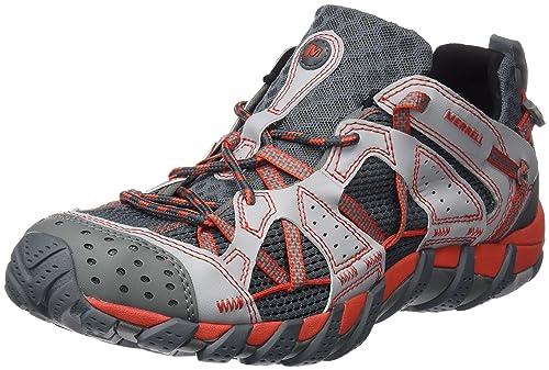 Merrell Waterpro Maipo, Zapatos de Low Rise Senderismo para Hombre, (Turbulence), 50 EU: Amazon.es: Zapatos y complementos