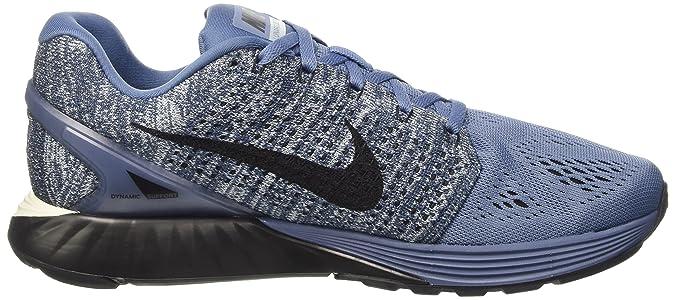 Nike Herren Lunarglide 7 Laufschuhe, Blau (Ocean Fog/Black-Blue Grey-Sail  403), 41 EU: Amazon.de: Schuhe & Handtaschen