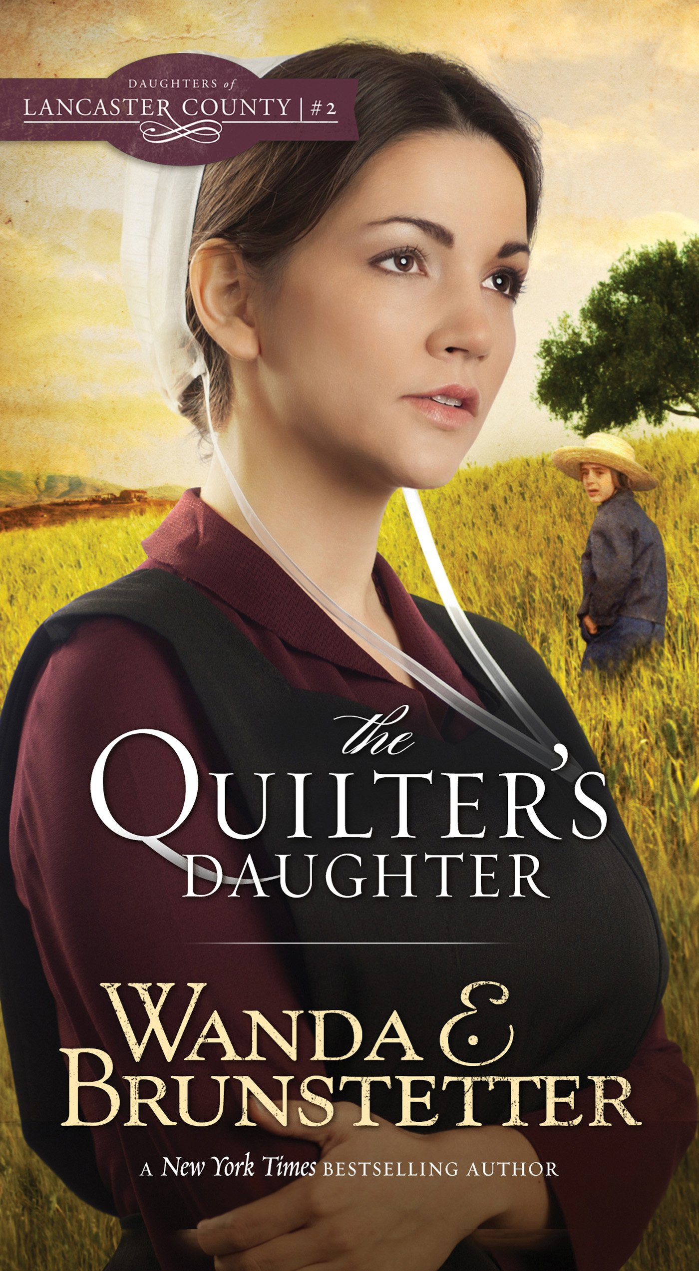 The Quilter's Daughter (Daughters of Lancaster County): Wanda E.  Brunstetter: 9781634092197: Amazon.com: Books