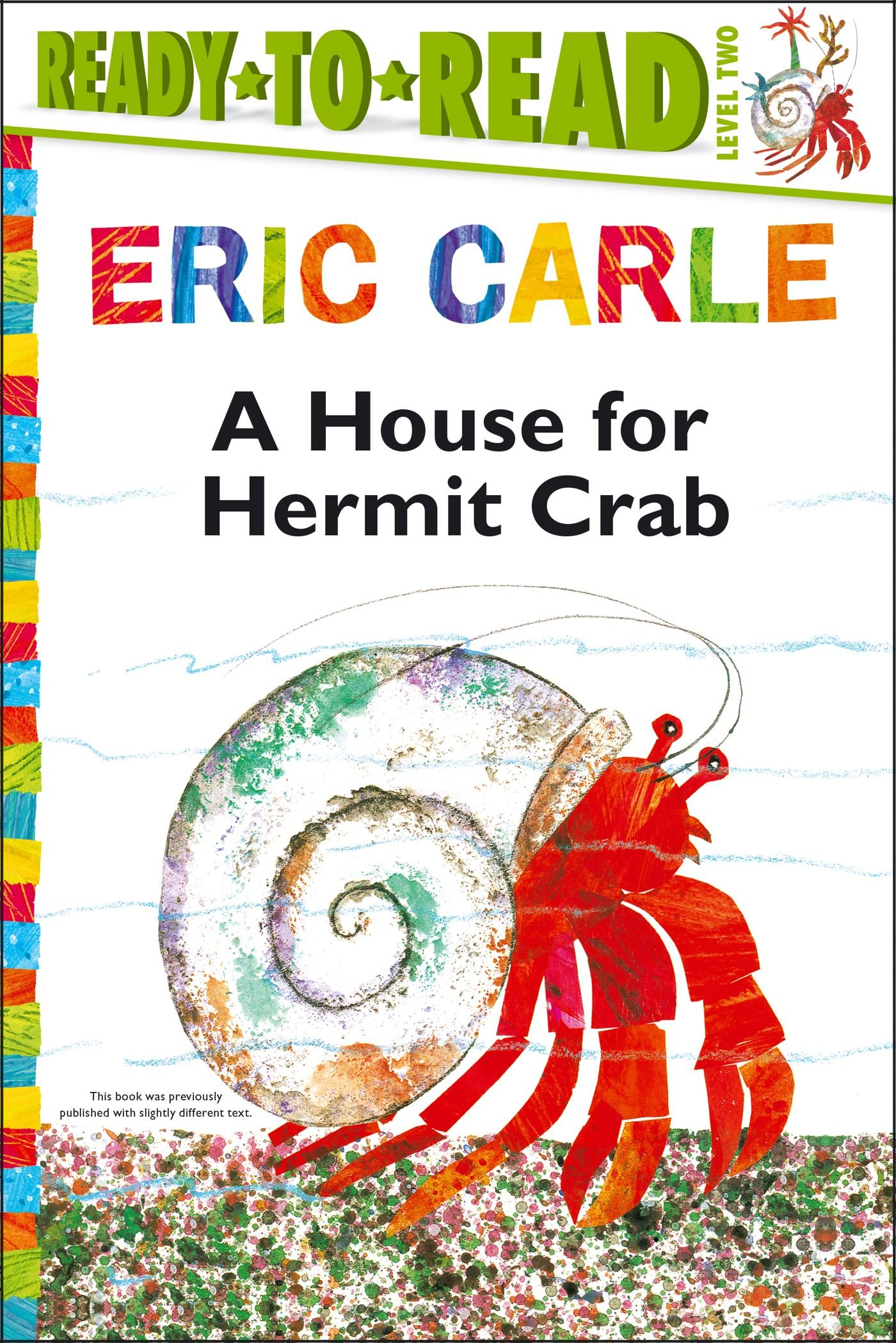 amazon com a house for hermit crab the world of eric carle