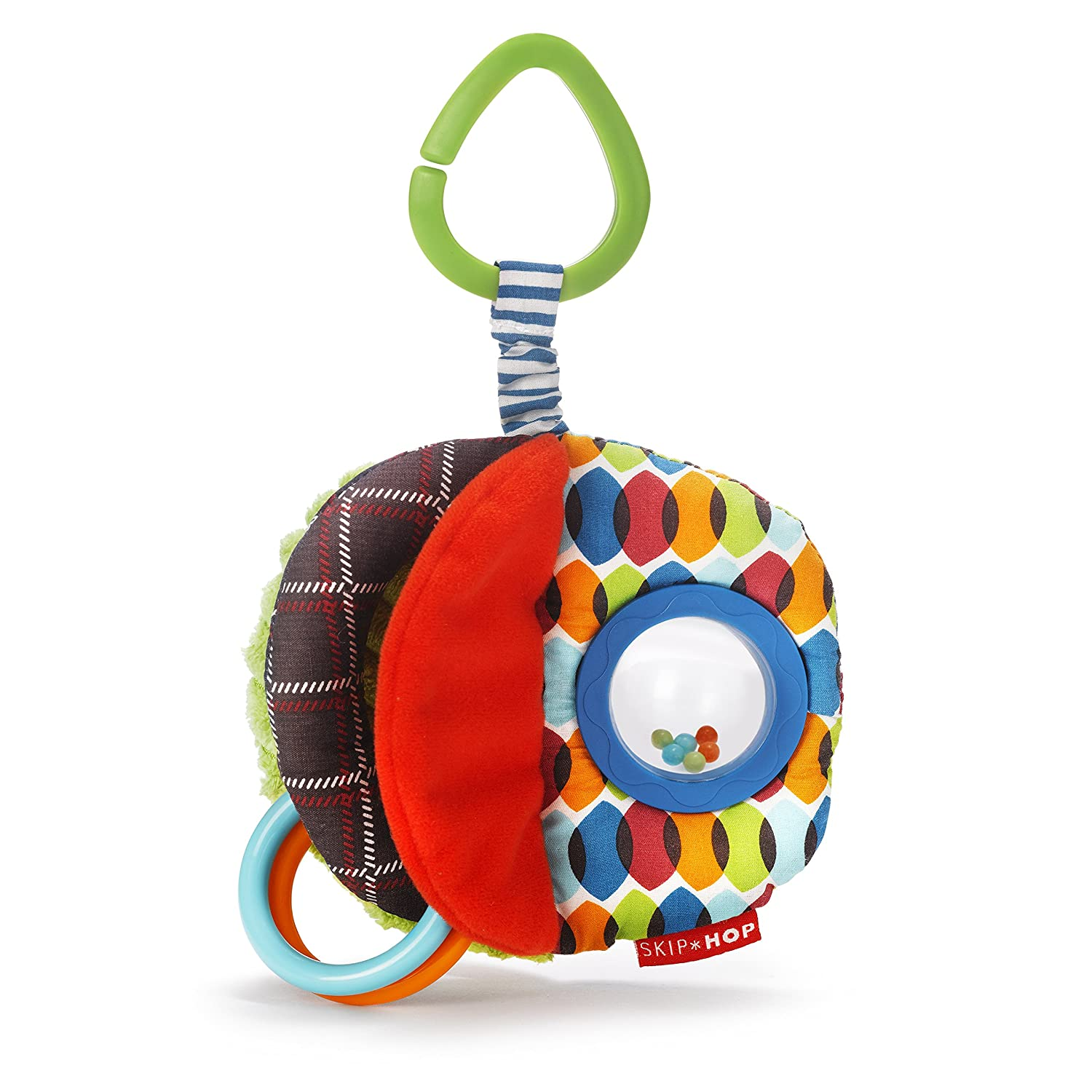 Skip Hop Rattle and Play Stroller Toy Jumble Ball Amazon Baby