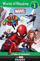World of Reading: Marvel Collection: 3 World of Reading Level 1 Readers (World of Reading (eBook)) Kindle Edition
