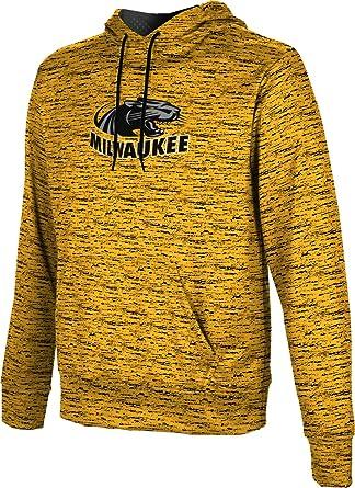 University of Wisconsin-Milwaukee Girls Pullover Hoodie Prime School Spirit Sweatshirt