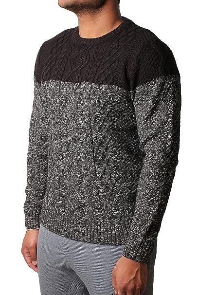 Mens Puente Tokio lavandería Stuey ocasional del suéter ...
