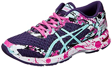official photos 1ff29 9cc6d ASICS Women s Gel-Noosa Tri 11 Parachute Purple, Aruba Blue and Pink Glow  Running