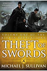 Theft of Swords (Riyria Revelations box set Book 1) Kindle Edition